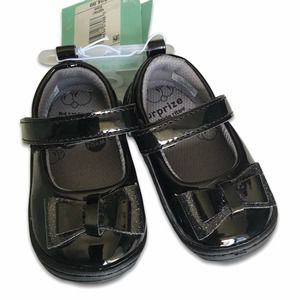 Stride Rite Surprize baby patent leather shoes NWT